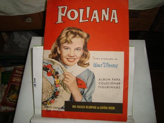 Álbum De Figurinas - Poliana