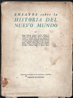 Libro Ensayos Sobre La Historia Del Nuevo Mundo