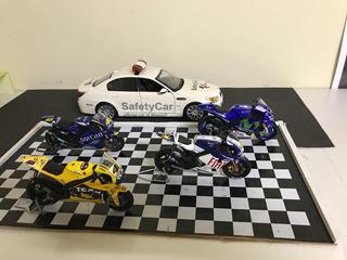 Motogp 3 Motos 1:18 - Coleção Valentino Rossi #46