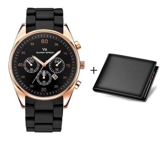 Relógio V8 Prova D