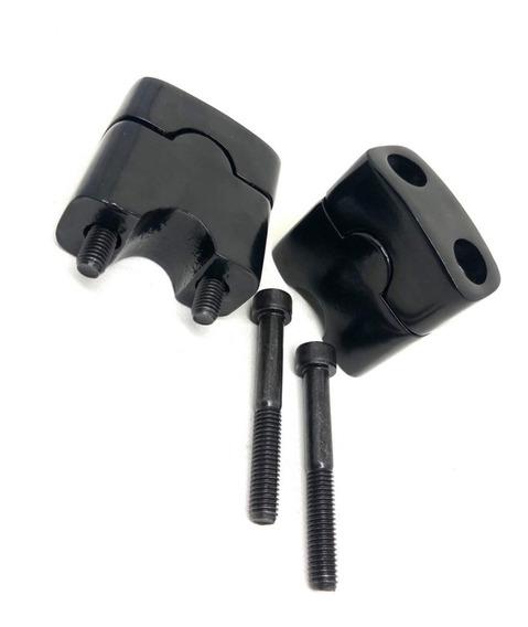 Alongador De Guidão 22mm Por 30mm Diversas Cores