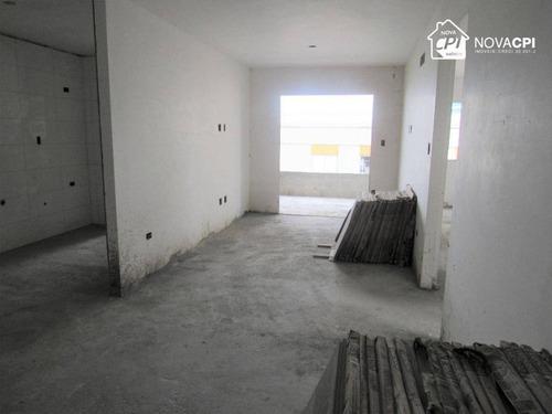 Apartamento Com 2 Dormitórios À Venda, 83 M² Por R$ 424.320 - Maracanã - Praia Grande/sp - Ap10102