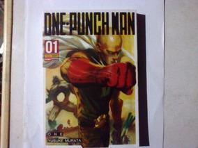 Mangá One Punch Man Vol-01