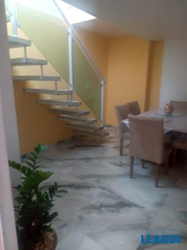 Casa Assobradada - Conjunto Habitacional Brigadeiro Faria Li - 633025