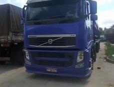 Volvo Fh 460 Globetrother + Bi Caçamba 7 Eixos