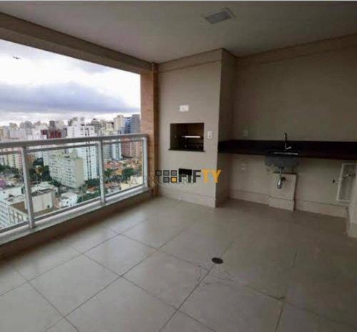 Apartamento Com 3 Dormitórios ( 3 Suítes) À Venda, 210 M² - Vila Olímpia - São Paulo/sp - Ap42180
