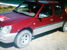 Camioneta Xinkai Diesel 2.8 Isuzu. Único Dueño!