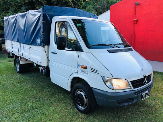 Mercedes-benz Sprinter 2.1 413 Chasis Cab 4025 S-airgab 2011