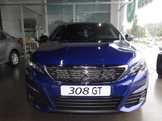 Peugeot 308gt 1.6 Azul 2020