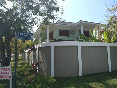 Casa À Venda, 300 M² Por R$ 1.400.000,00 - Itaipu - Niterói/rj - Ca0297