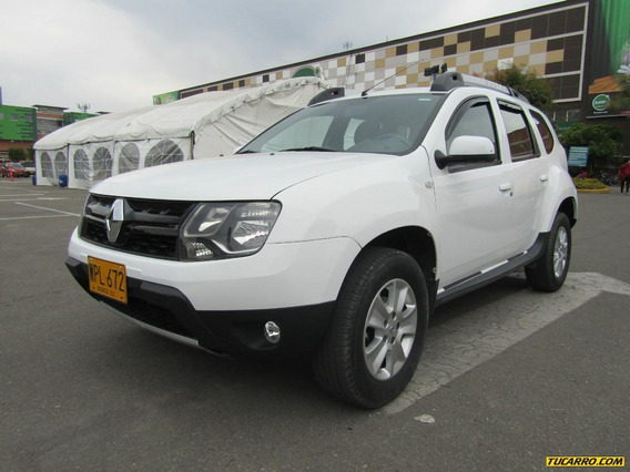 Renault Duster Dynamique 1600cc Mt Aa Ab Abs