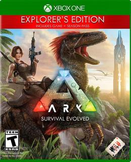 Ark Survival Evolved Explorer Edition / Xbox One / N0 Codigo