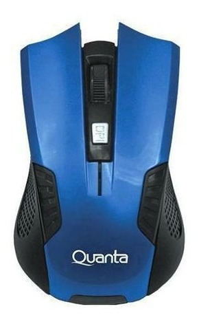 Mouse Quanta Qtmsw-1001 Óptico Wireless