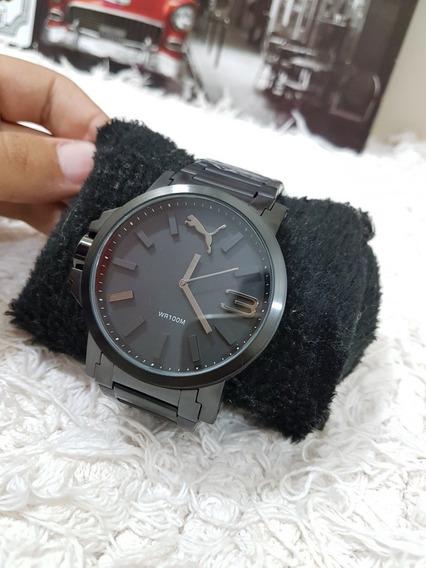 Reloj Puma Ultrasize Black Week Original