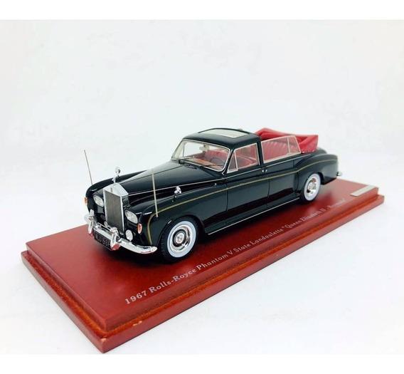 Carro Rolls-royce Phantom V Landaulette 1:43 True Scale