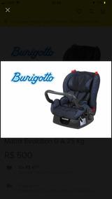 Cadeira Para Automóvel Burigotto Matrix Evolution Até 25 Kg