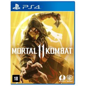 Mortal Kombat 11 Ps4 Mídia Física Lacrado Pt/br