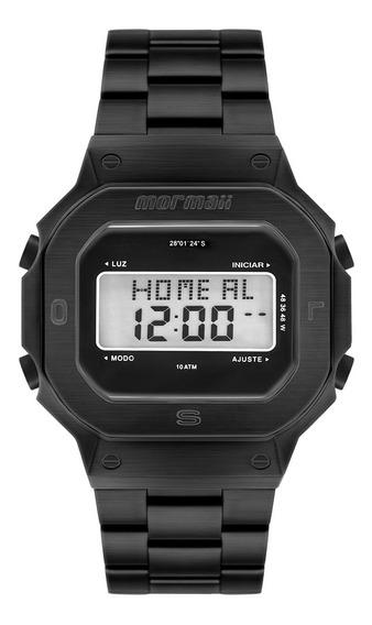 Relógio Digital Mormaii Predator Preto Mobj3421ab/4p