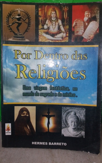 Livro Por Dentro Das Religiões