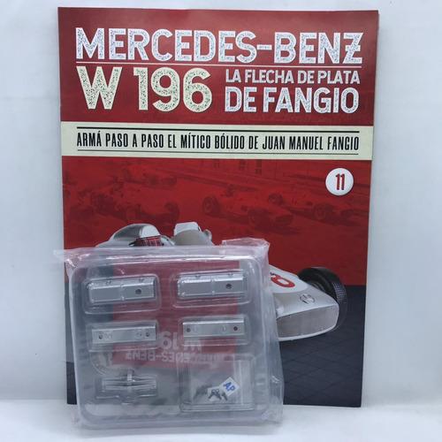 Arma M. Benz Flecha De Plata W 196 Fangio Nº 11