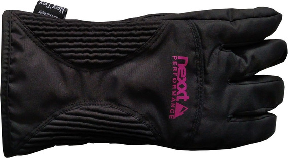 Guantes Nieve Mujer Ski Nexxt Retro Impermeable Respirable