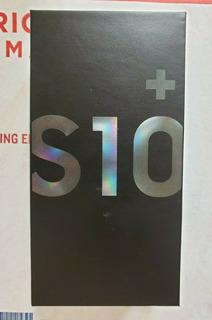 Samsung Galaxy S10 Plus + 128 Gb 8gb Ram - Exynos - Black Rosario + Envíos!