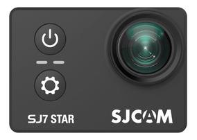 Action Cam Sjcam Original 4k Sj7 Star Wifi 16mp+acessórios