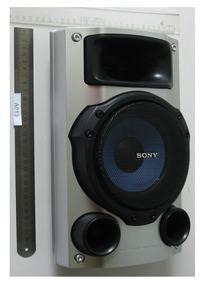 Frente Caixa De Som Sony - Inclui Alto Falante E Tweeter