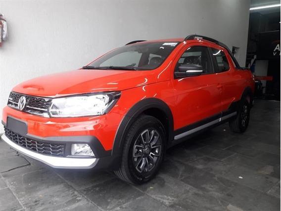 Volkswagen Saveiro Cross 1.6 T.flex 16v Cd 2021