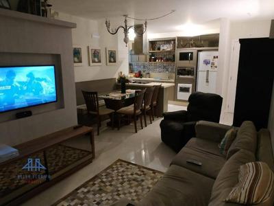 Apartamento P/ Locação No Córrego Grande, Linda Vista P/parque Linear, Totalmente Mobiliado, 3 Dormitórios (1ste), 2 Vagas, Hb - Ap2421