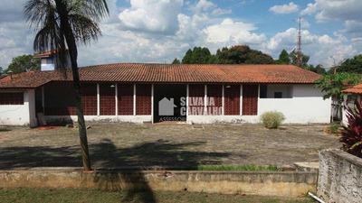 Chácara Para Venda E Locação No Condomínio Santa Inês Em Itu. - Ch0343