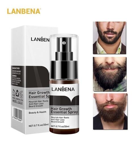 Spray Lanbena Crecimiento De Cabello Comprobado