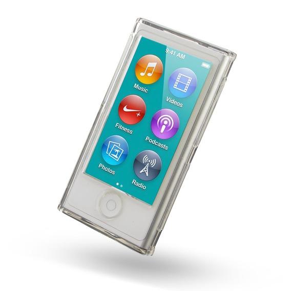Capa Case Acrilica iPod Nano 7/8th Geração + Pelíc. Normal