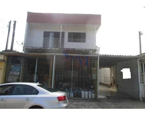 Imagem 1 de 30 de Casa Com 4 Dormitórios À Venda, 150 M² Por R$ 1.010.000,00 - Jardim Santo Alberto - Santo André/sp - Ca0214