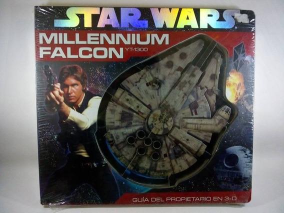 Star Wars Halcon Milenario Guia Del Propietario En 3d