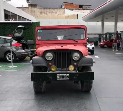 Jeep Ika Divinoooo Impecable