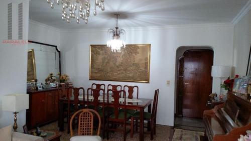 Apartamento Residencial À Venda, Tatuapé, São Paulo. - Ap1754