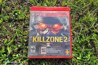 Kill Zone 2 Ps3 Excelente Estado