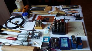 Herramientas De Orfebrería Importadas Nuevas Y Usadas