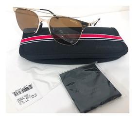 Lentes Gafas Carrera Maverick 116s Piloto Dorado Originales