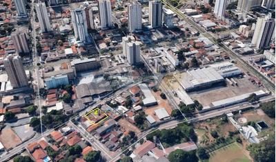 Terreno Comercial À Venda, Setor Bueno, Goiânia. - Te0518