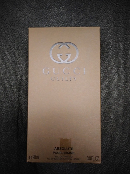 Perfume Gucci Guilty Absolute 90ml Edp
