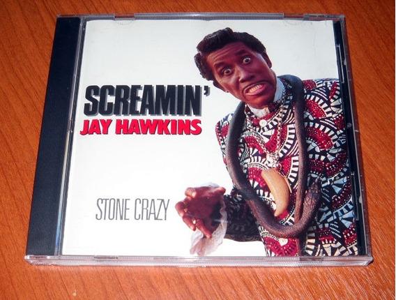 Screamin´ Jay Hawkins - Stone Crazy - Cd