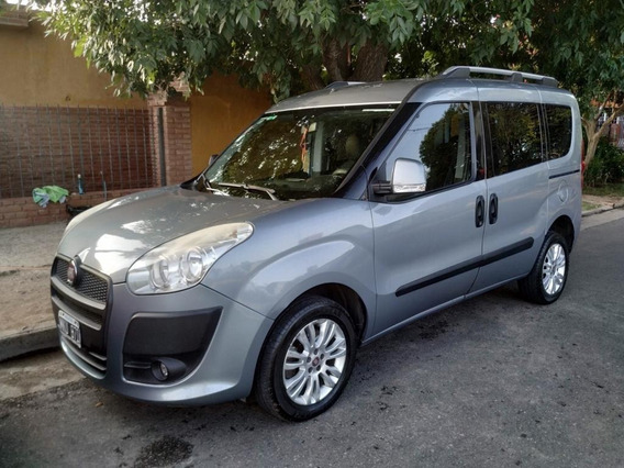 Fiat Doblo Active Family Pack Full 7asientos Gnc