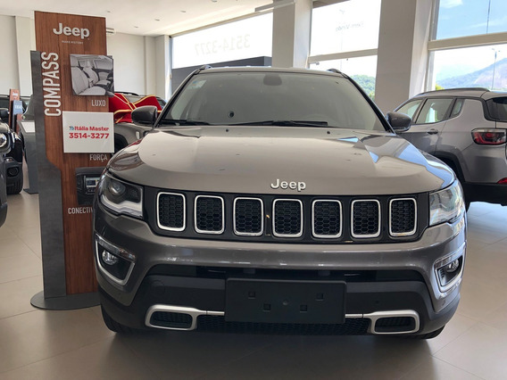 Jeep Compass Limited 2.0 Diesel 4x4 2019 0km