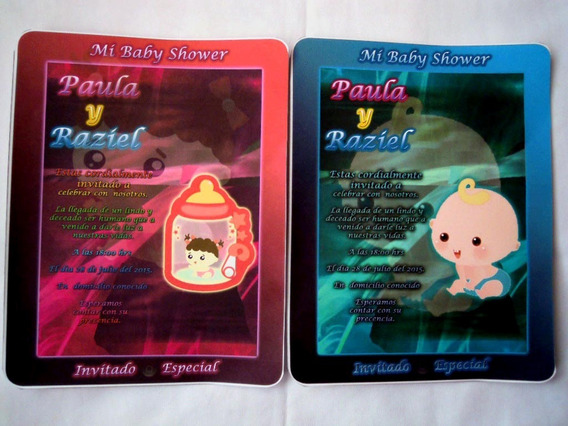 30 Invitaciones iPad Personalizada Baby Shower Bautizo Boda