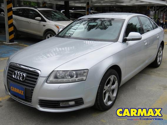 Audi A6 2011 Plata