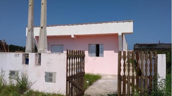 Casa Lado Mar Que Aceita Financiamento Bancário Em Itanhaém!