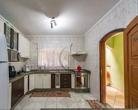 Imagem 1 de 12 de Sobrado Com 3 Dormitórios Para Alugar, 250 M² Por R$ 2.850,00/mês - Jardim Las Vegas - Santo André/sp - So0990