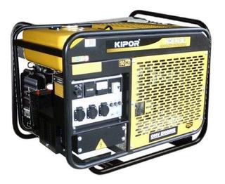 Generador Eléctrico 10,5kva Kipor Kge12e3